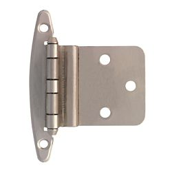 Liberty 3/8  Inset Hinge Without Spring