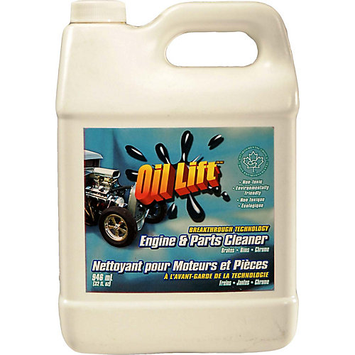 948 ml, Industrial Strength Concentrated Non-Toxic Engine & Parts Cleaner