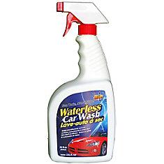 2 L,  Lave-auto à sec, puissance industrielle, non-toxique