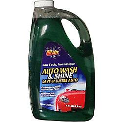 Oil Lift 2L, Industrial Strength, Non-Toxic Auto Wash & Shine
