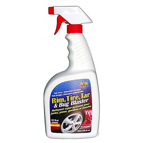 948 ml, Industrial Strength Non-Toxic Rim, Tire, Tar & Bug Blaster