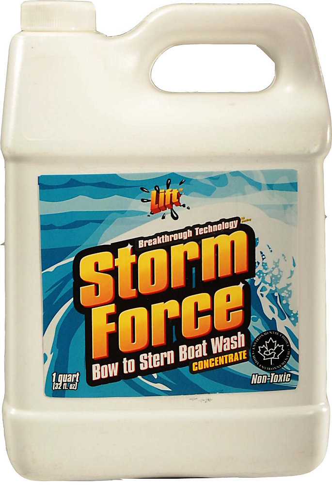 Storm Force 948 Ml Industrial Strength Non Toxic Bow To