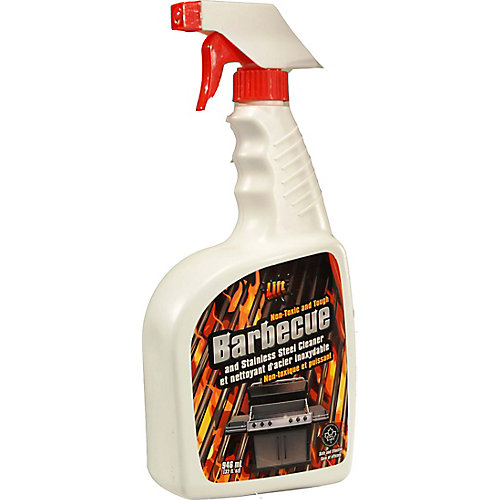 948 mL Industrial Strength Non-Toxic BBQ & Stainless Steel Cleaner