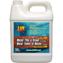 Oil Lift 948 ml, Industrial Strength, Non-Toxic, Metal, Tile & Grout Cleaner