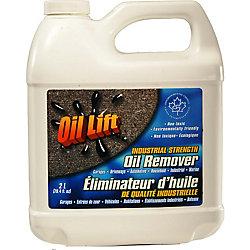 Oil Lift 2 L, Nettoyant dhuile , puissance industrielle, concentré
