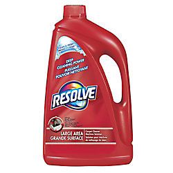 Resolve Carpet Cleaner, Deep Cleaning Power, Clean & Fresh, Machine Solution, 1.77 L