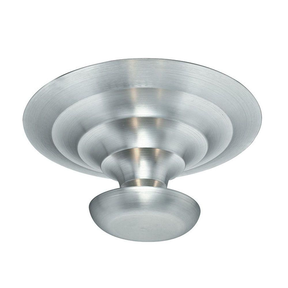 SCALEA Ceiling Light 1L, Black with Pattern Finish, Frosted Glass