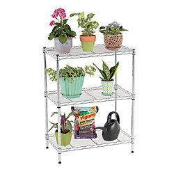 HDX 3 Shelf Storage Unit