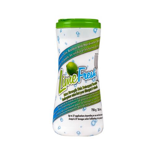 Fresh Productz LimeFresh Extra Strength Dish Detergent Booster 750G