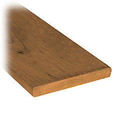 1-inch x 6-inch x 6 ft. Pressure Treated Wood Fence Board