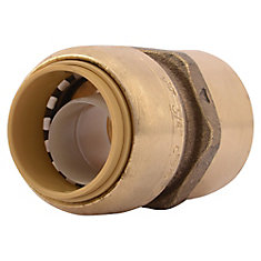 Connector - 3/4 In. x 3/4 In. FNPT