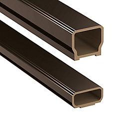 8 Ft. - HP Classic Railing - Bronze