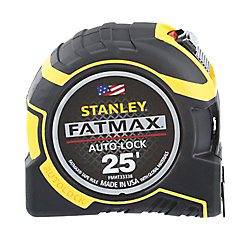FatMax 25 Feet. X 1-1/4 Inch. Autolock Tape Rule