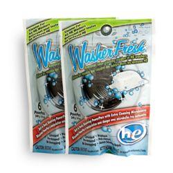 Fresh Productz Nettoyant rafraîchissant pour laveuses à haut rendement WasherFreshMC, 6 sachets