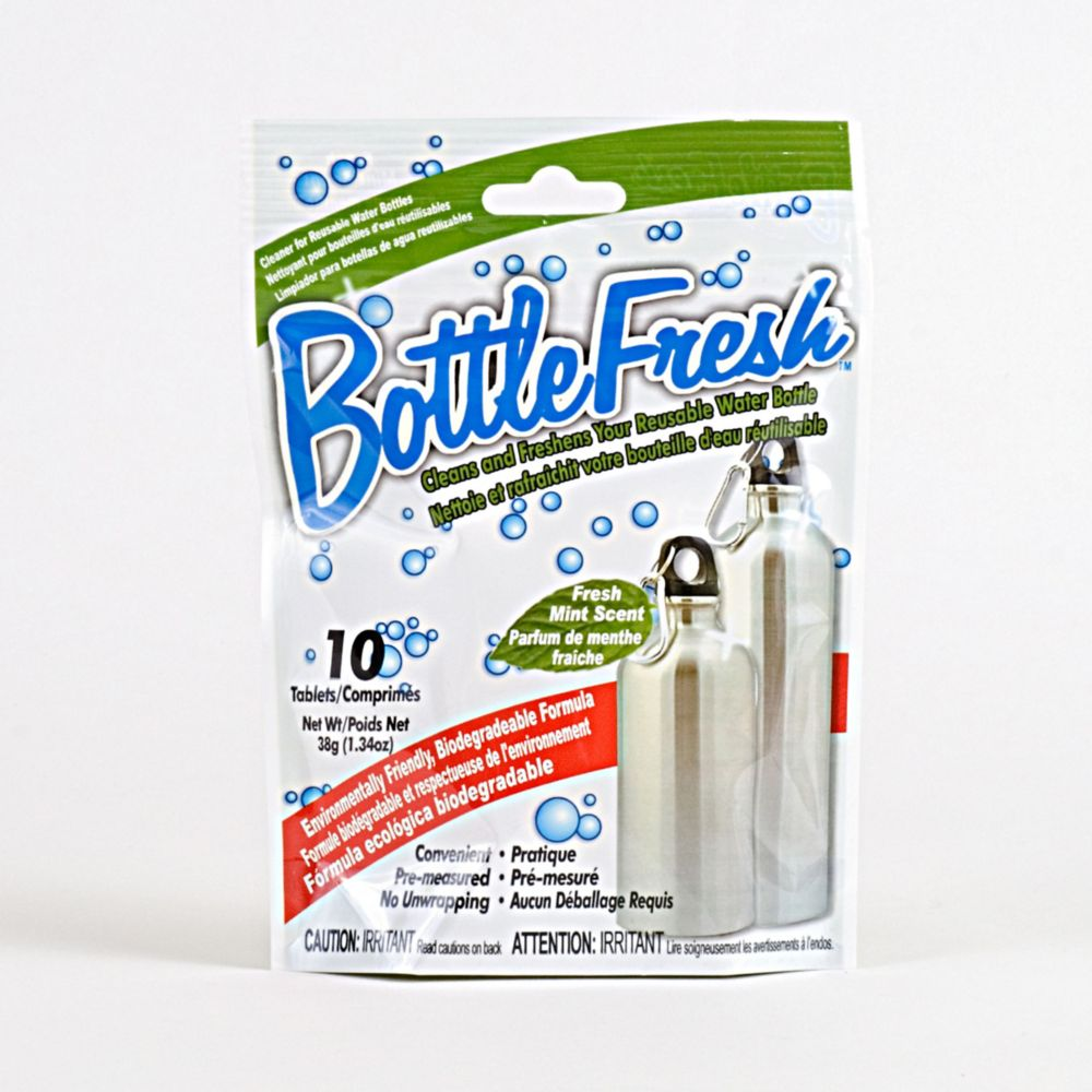Water Bottle Cleaner & Refresher
