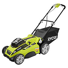 20-inch 40V Li-Ion Brushless Cordless Walk-Behind Electric Lawn Mower with 2 Batteries