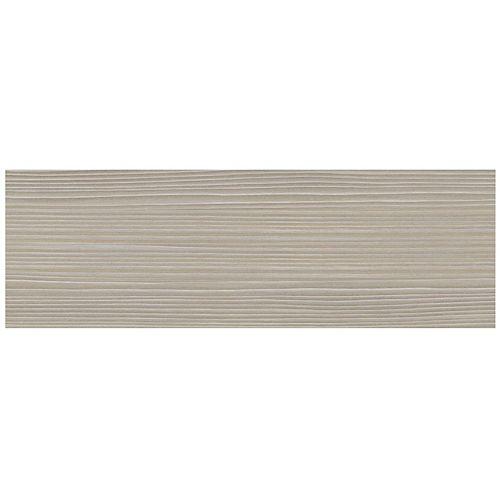 Eurostyle Geneva - Drawer front 24 inch x 7.5 inch - Silver Pine Textured Melamine
