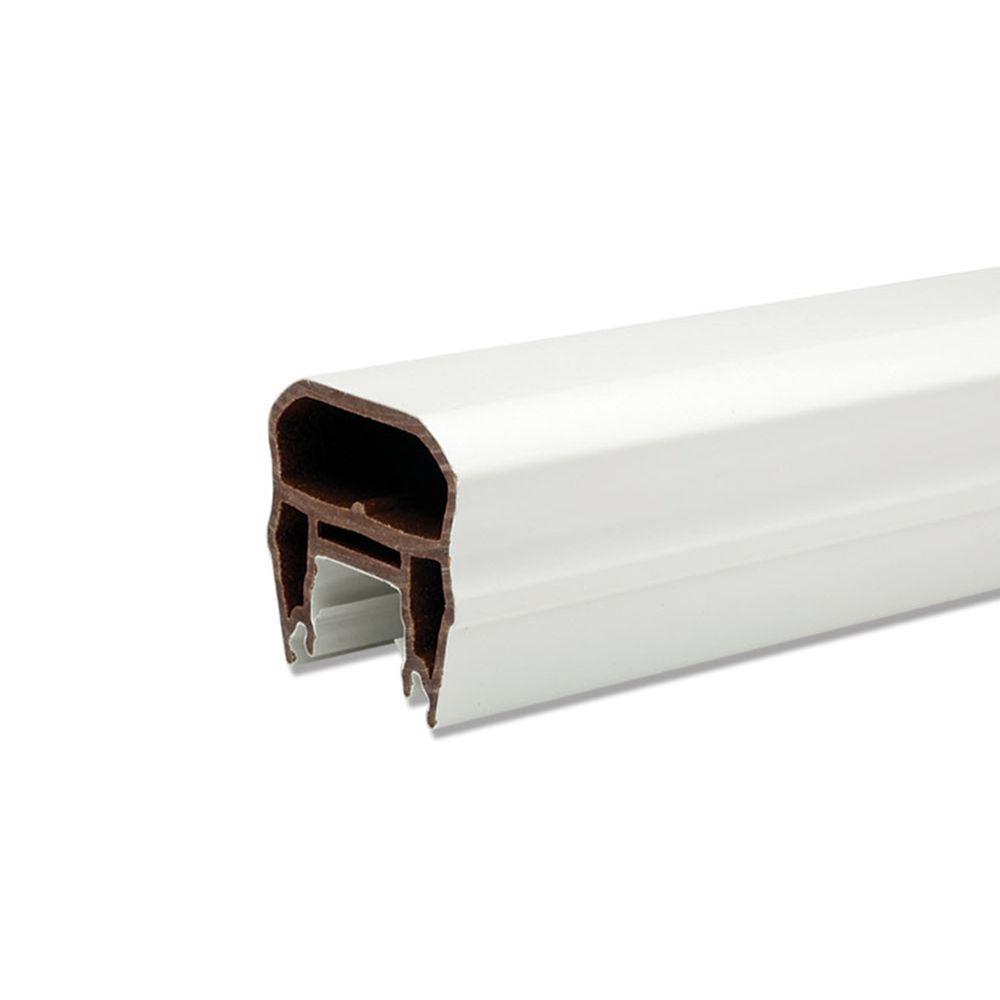 8 Pi. - Traverse Supérieure Couronne - Blanc