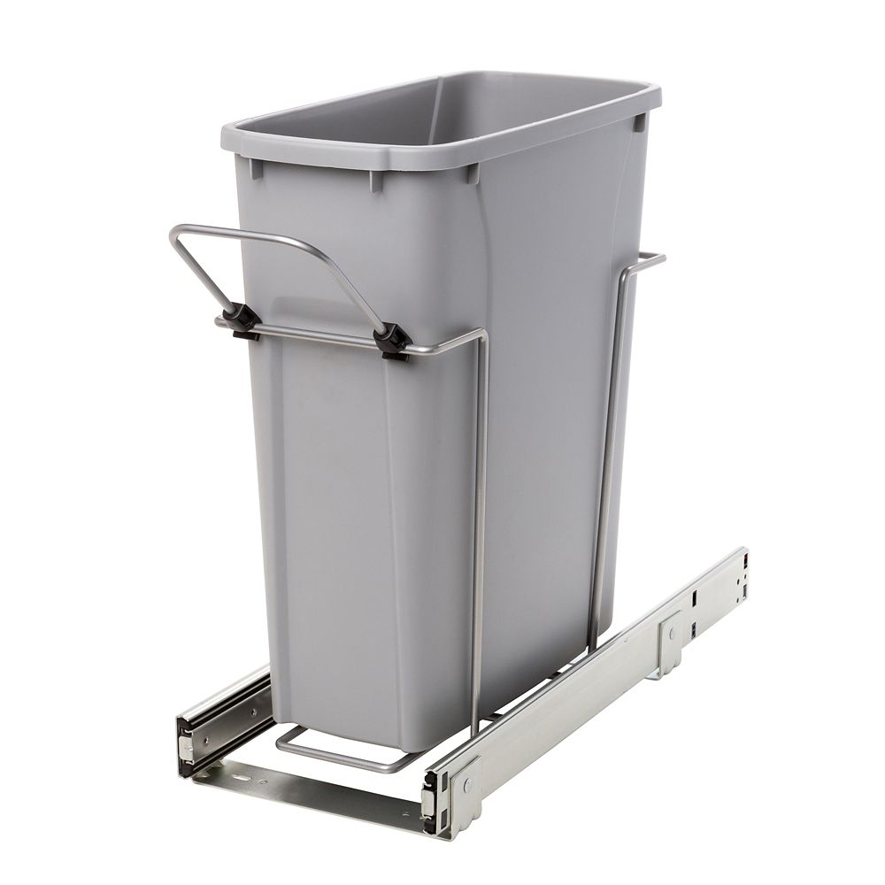 20qt Bin Soft-Close Recycling Center