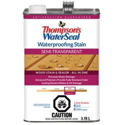 Thompson's WaterSeal Teinture-imp SEMI – Moisson Doré