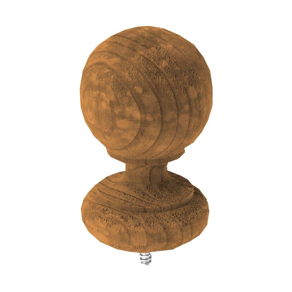 Treated Wood Canadiana Ball