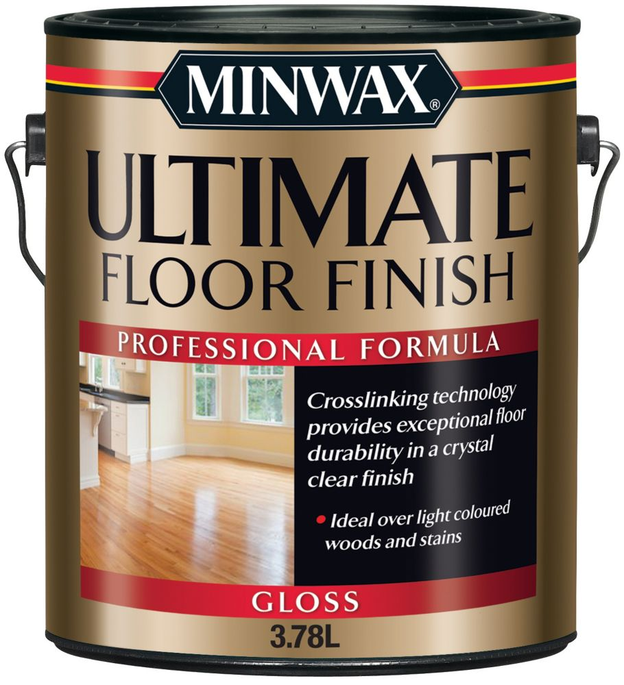 Ultimate Floor Finish, Gloss