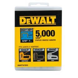DEWALT Staple 5/16Inch.. 5000pk