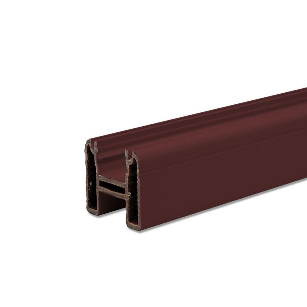 Trex 6 Ft. - Universal Top/Bottom Rail - Vintage Lantern