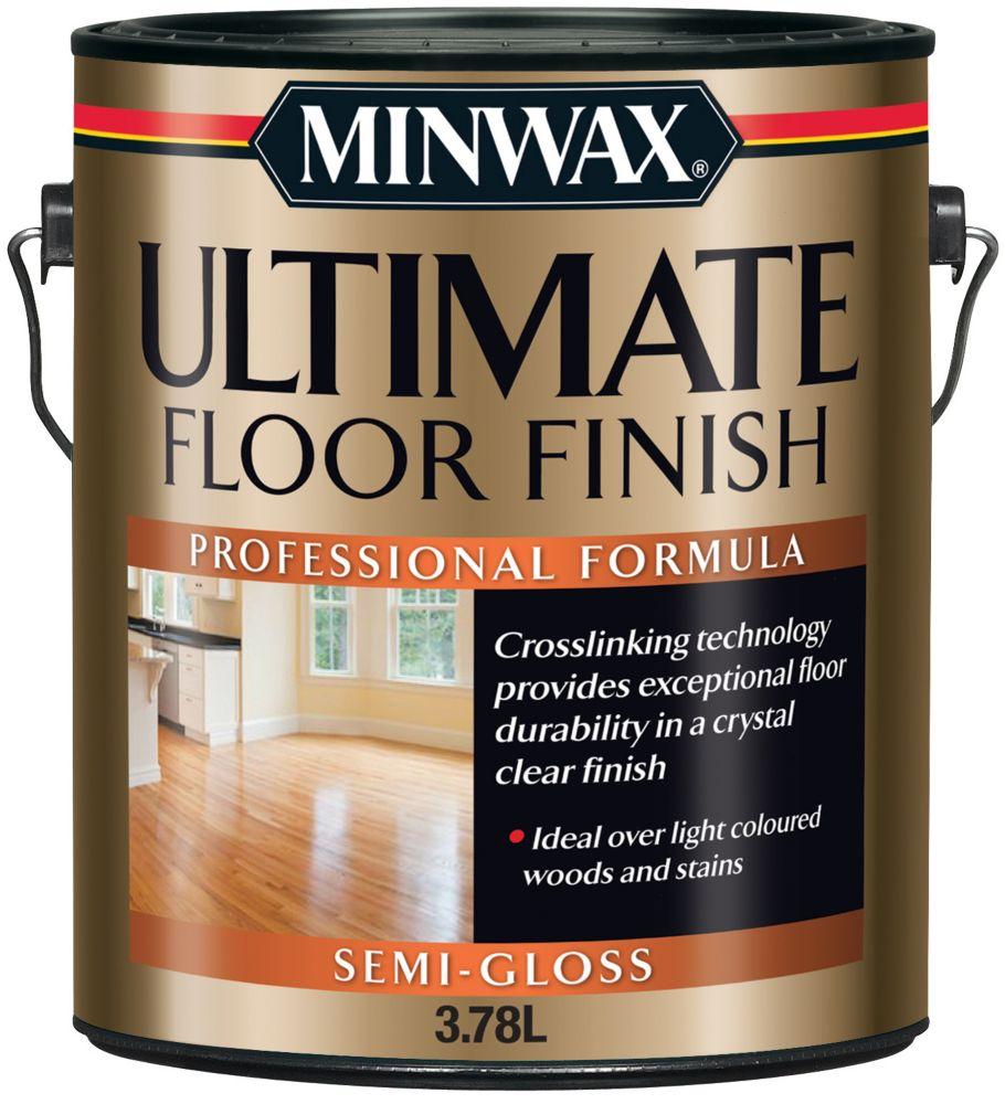 Ultimate Floor Finish, Semi-Gloss