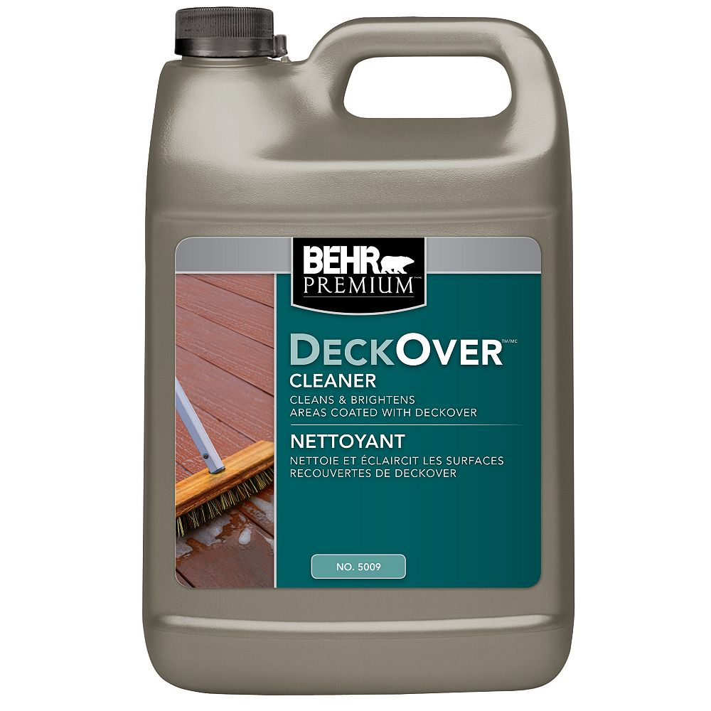 Behr Premium DeckOver 3.79L Deck Cleaning Solution