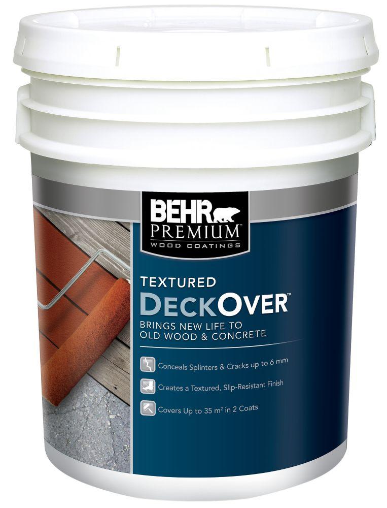 Behr Premium Textured Deckover� , 18.9 L