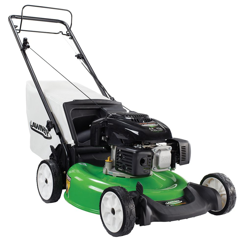 Self propelled lawn mowers the home depot canada autos post for Depot moers