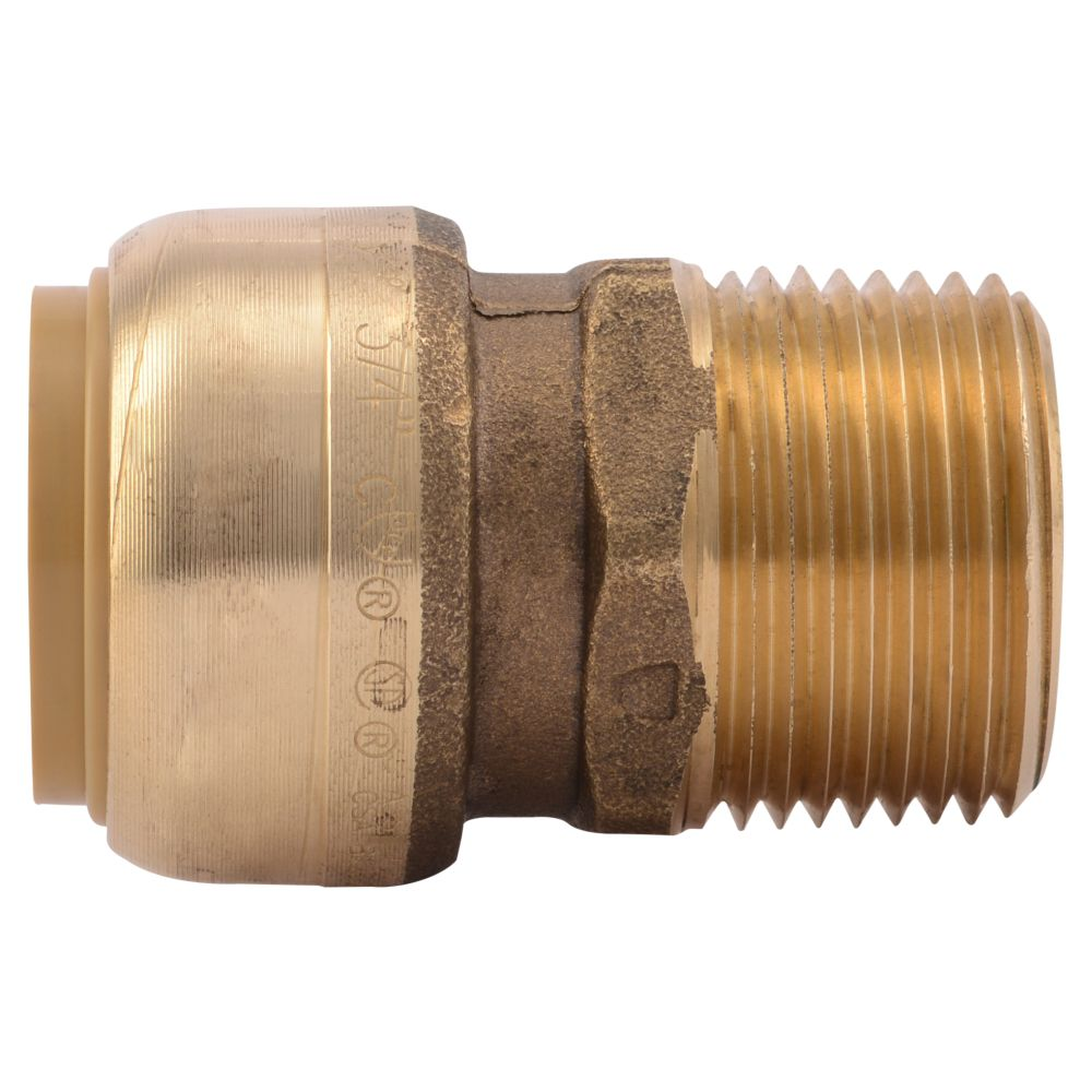 3/4 in. MNPT Connector