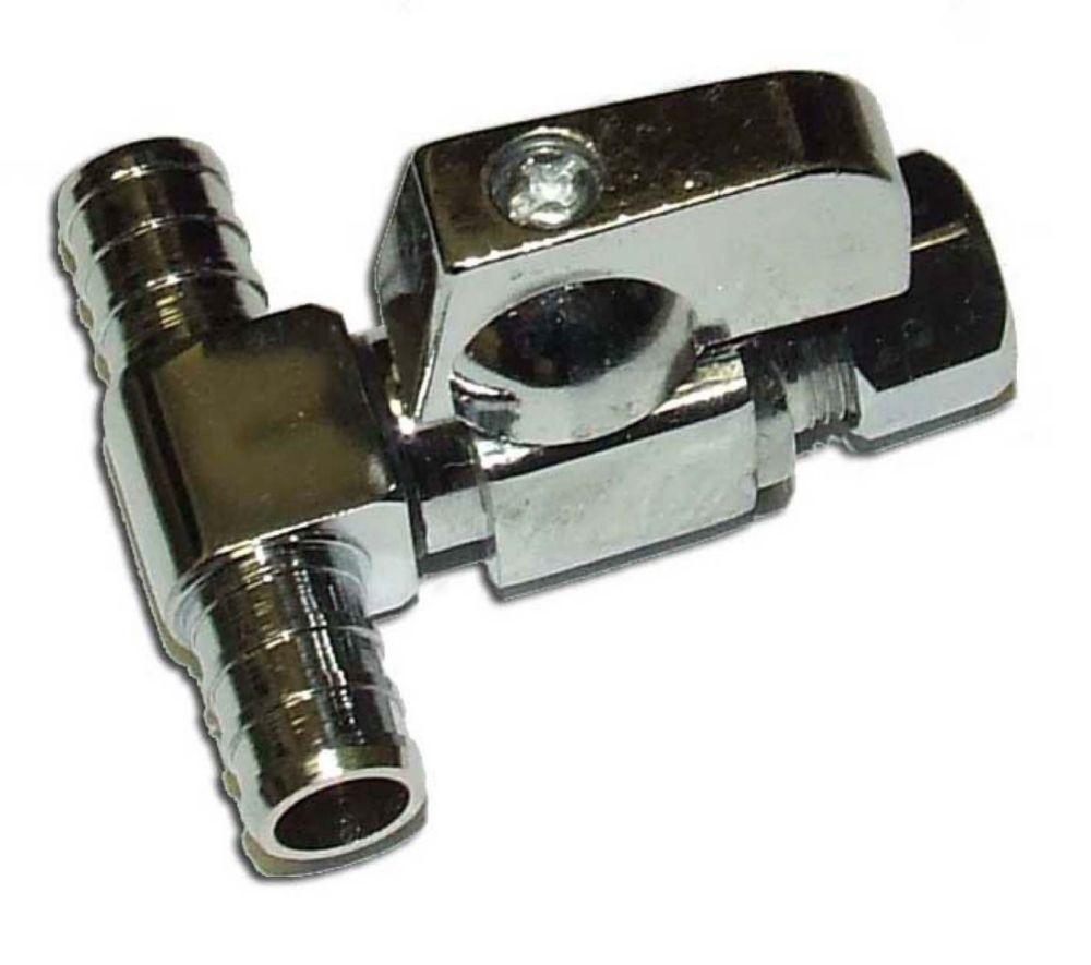 Robinet Pour Lave-Vaisselle Pex X Compression 1/2 po x 3/8 po