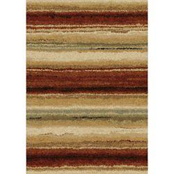 Home Decorators Collection 7 pi. 10 po. x 10 pi. Sundown tapis multi