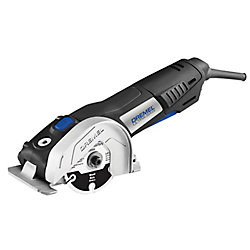 Dremel US40 Ultra-Saw 7.5 amp Corded 4-inch Circular Saw/Grinder