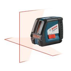 Bosch Self-Leveling Long-Range Cross-line Laser