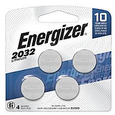 Energizer 2032- (4-Pack)