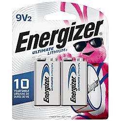Energizer ENR L522BP2 ULT LITH 9V-2