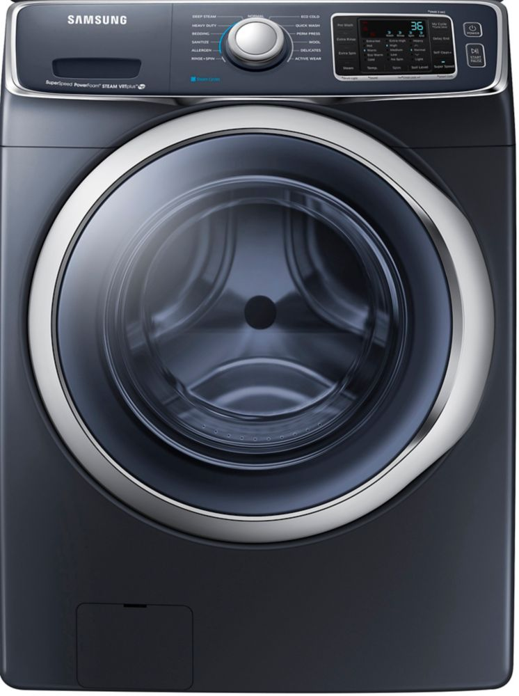 5.2 cu. ft. Front Load Washer in Onyx