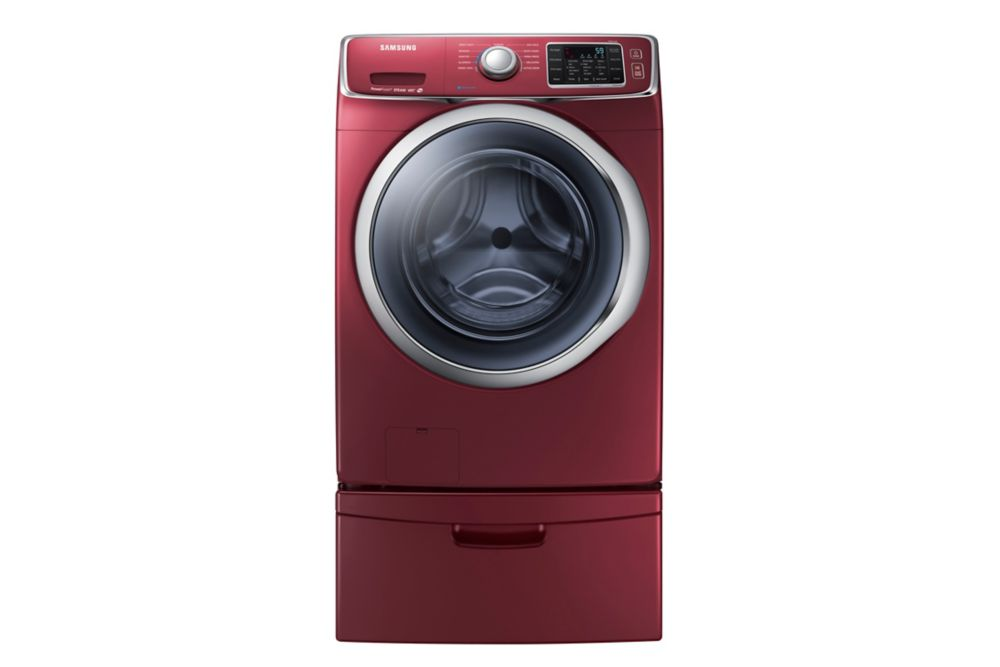 4.8 cu. ft. Front Load Washer in Refined Wine