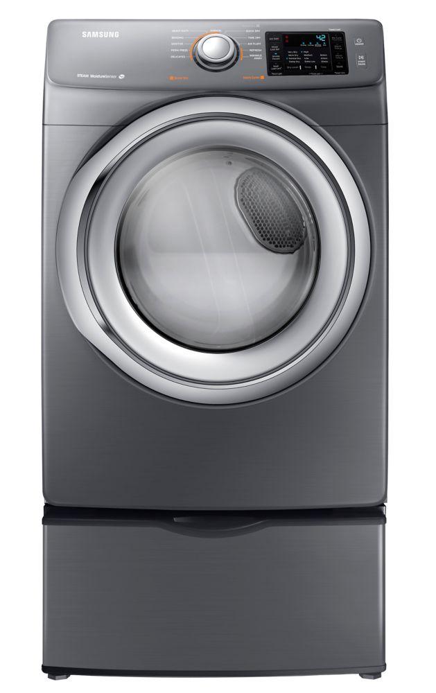 Laveuse à chargement frontal platine de 4,8pi. cube - WF42H5200AP