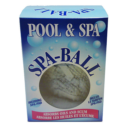 Pool and Spa Ball