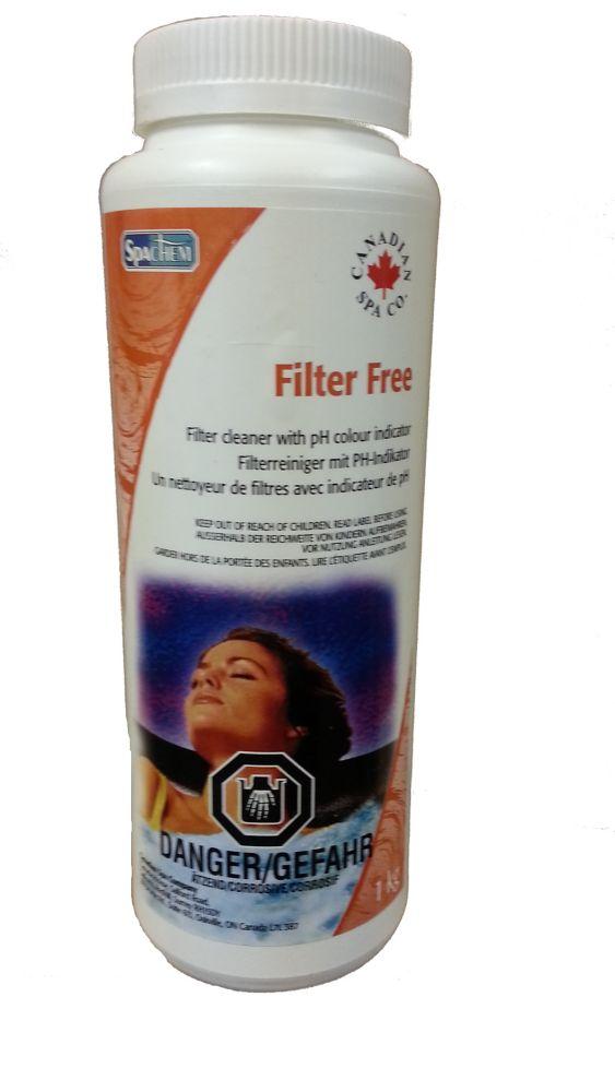 Filtre clarificateur d'eau