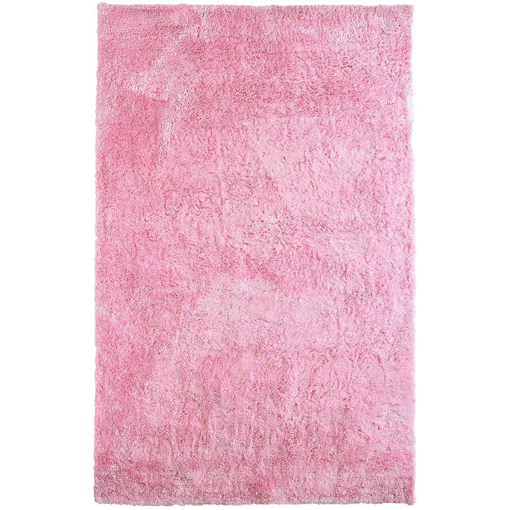 Blush Loft Shag 8 Ft. x 10 Ft. Area Rug
