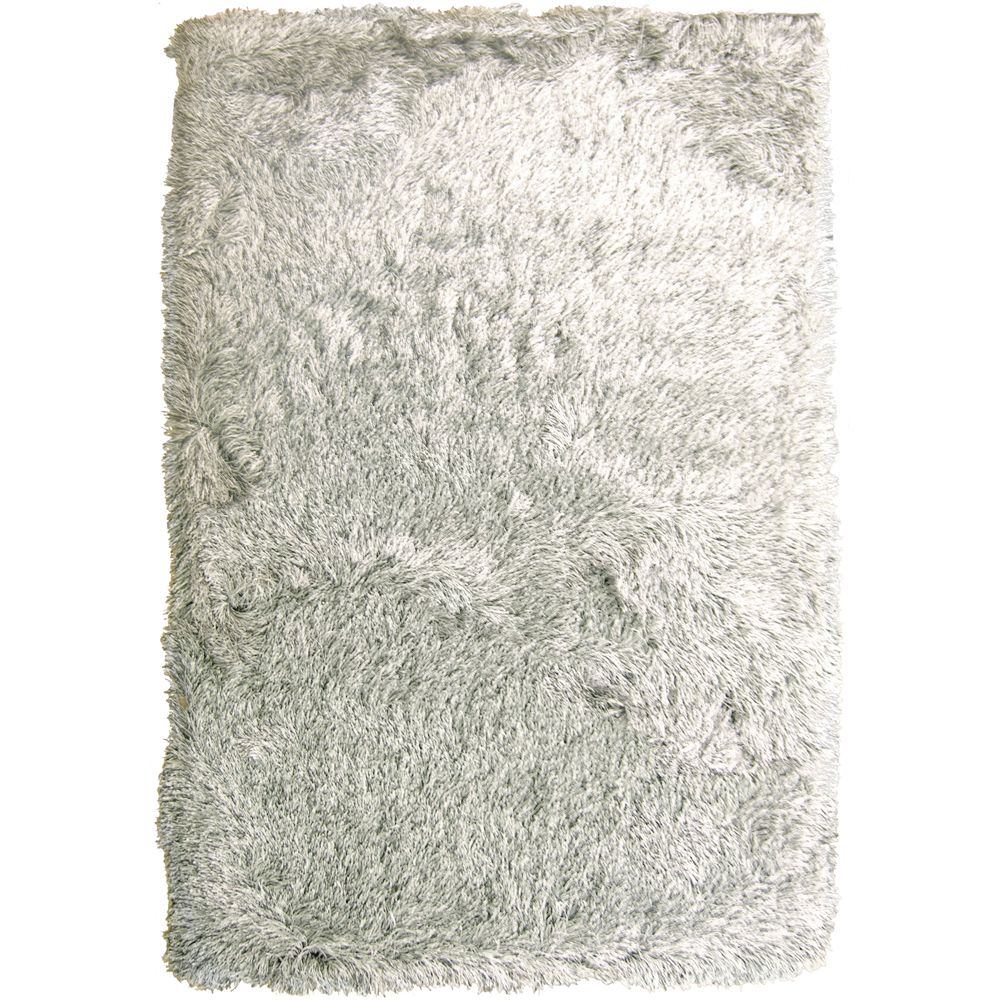 Cream Rebel Shag 5 Ft. x 7 Ft. 6 In. Area Rug