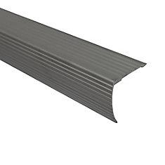 Cinch Stair Edging36 Inch Satin Silver