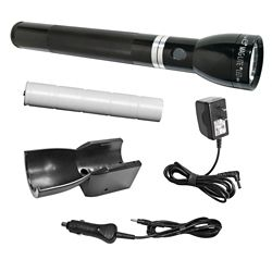 Maglite Mag Charger LED Rechargeable Flashlight System