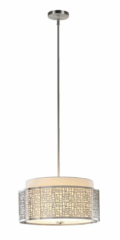 Home Decorators Collection Selina 3 Light 18 Inch Pendant The