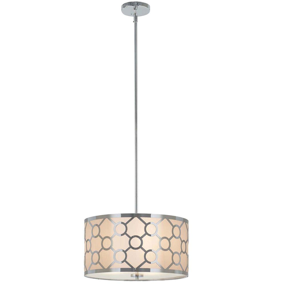 Trina 3 Light 16 Inch Pendant